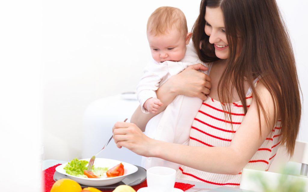 Gebelik ve Emzirme Döneminde Beslenme Danışmanlığı