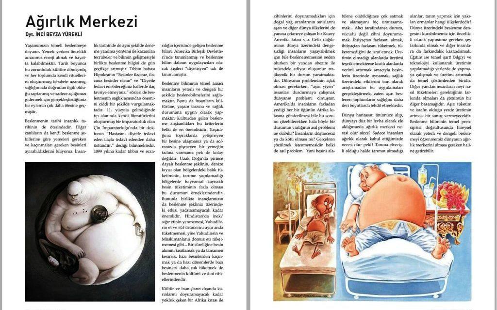 Mahlukat Dergisi Şubat-Mart 2017