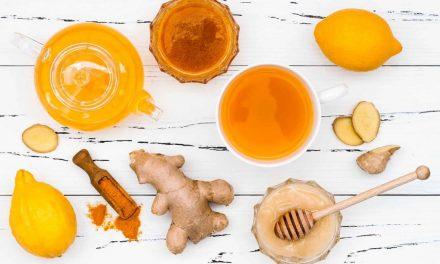 Zencefilli Ihlamur Çayı Tarifi