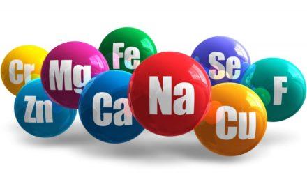 Minerallerin Vücudumuzdaki Miktarı ve Önemi