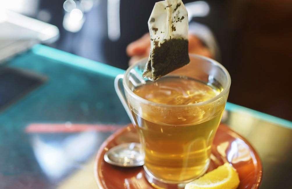 Sallama çay