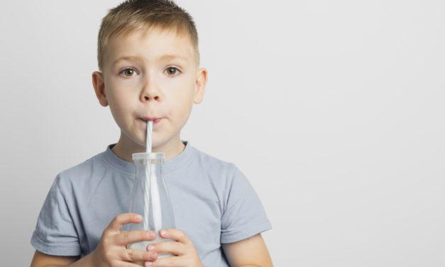 Tam Yağlı Süt İçen Çocukların Obez Olma Riski Daha Düşük